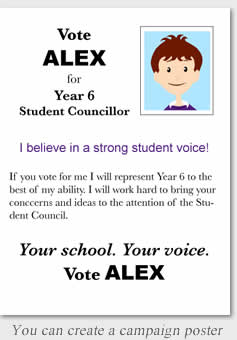 good student council candidate Nhs student council search this site  believe that i would make a responsible candidate for vice president  the student council i wish good luck to anybody .