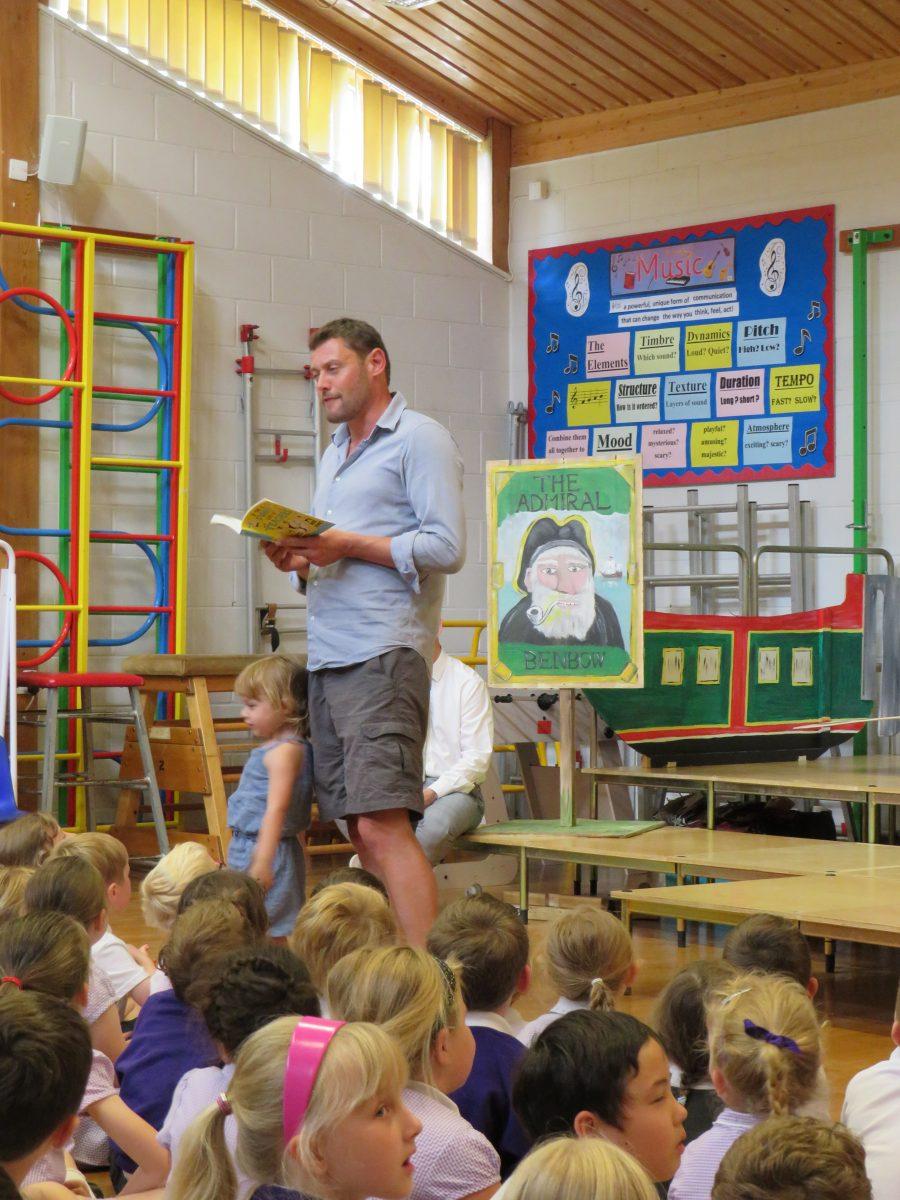 500 Words Competition Winners - Woodbridge Primary School